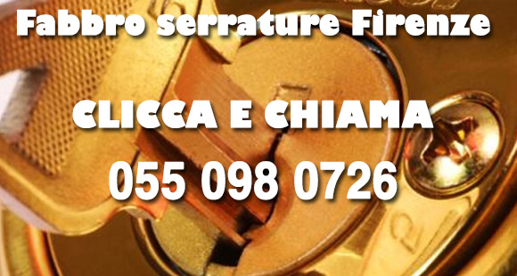 Assistenza Serrature Firenze: 366.7272279
